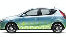 Hyundai i30 blue