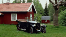 Volvo ÖV4, first Volvo car. Production started 1927.