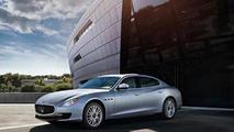 Maserati Quattroporte diesel 10.09.2013