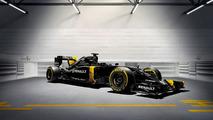 Renault reveals 2016 F1 car, Magnussen confirmed