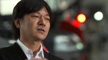 2012 Honda Civic development leader Mitsuru Kariya  29.07.2011