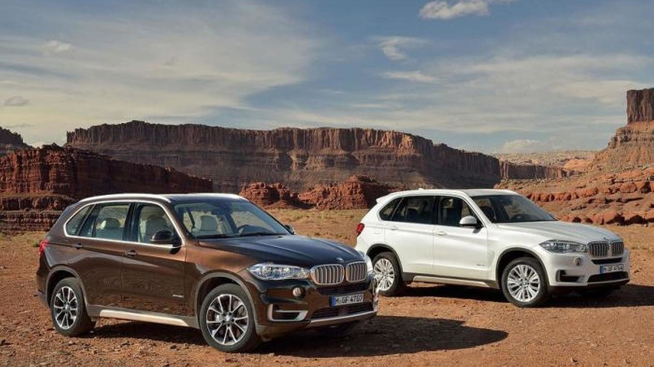 2014 BMW X5 leaked official photo (not confirmed) 29.05.2013