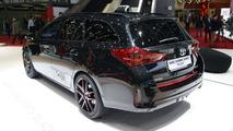 Toyota Auris Touring Sports Black live in Geneva