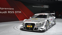 Audi RS 5 DTM live in Geneva