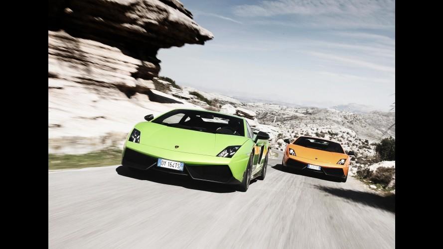 Lamborghini Gallardo LP 570-4 Superleggera 2011 também estará no Salão do Automóvel