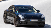 2016 Porsche Panamera S E-Hybrid spied for the first time