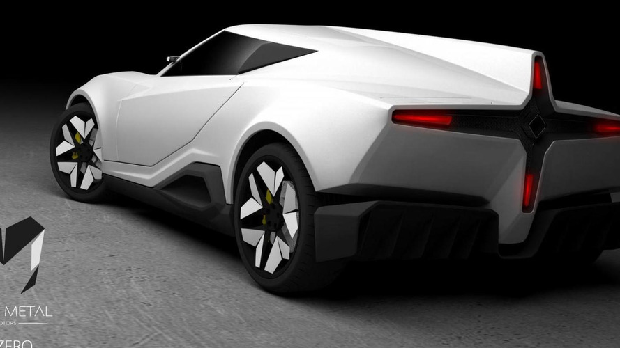 Mean Metal Motors M-Zero should become India's first supercar [video]