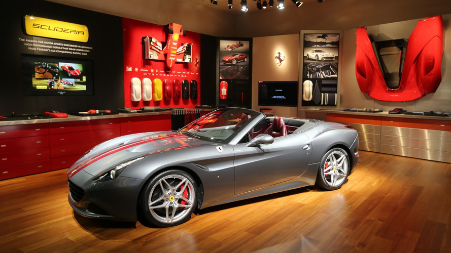Ferrari California T Handling Speciale arrives in Geneva