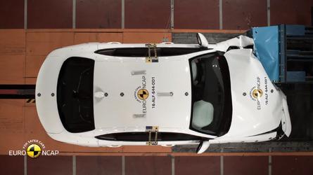 Alfa Romeo Giulia achieves five stars from Euro NCAP