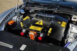 Aston Martin Unveils Working Electric RapidE Prototype