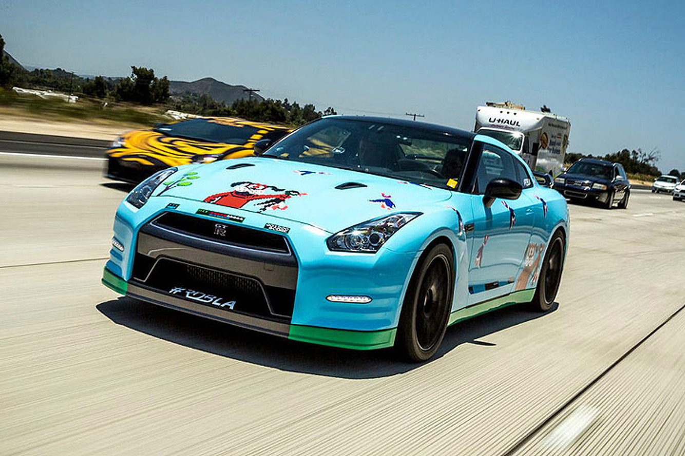 "The Infamous ""Duck Hunt"" Nissan GT-R Needs a New Roost"