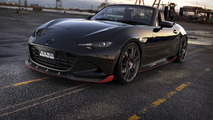 DAMD Dark Knight makes the MX-5 Miata fit for Batman