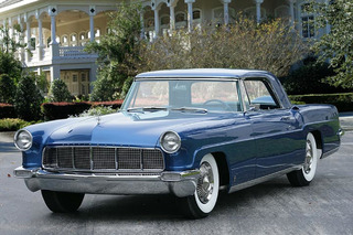 Rare Trio of Ford Family-Owned Lincolns Going on Display