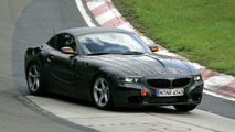 BMW Z4 Spied on Video
