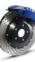 Lexus F-Sport Performance rotor & caliper