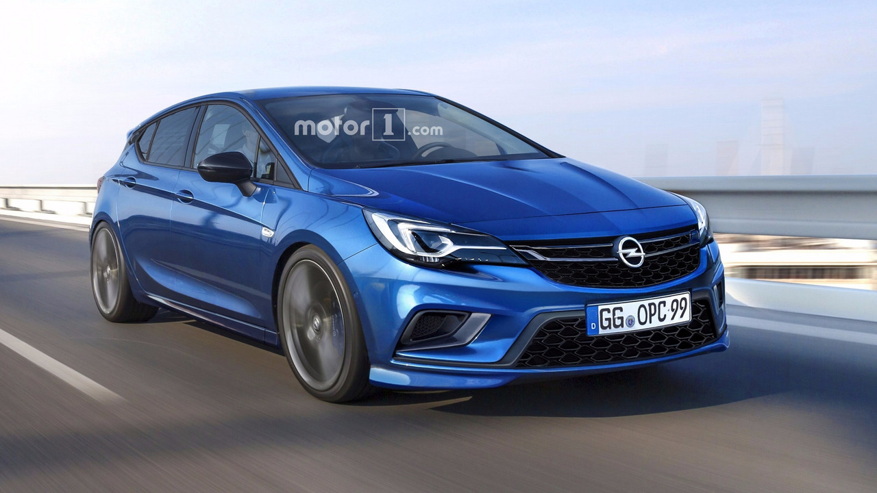 Opel Astra Opc Coming Later This Year Here S How It Might