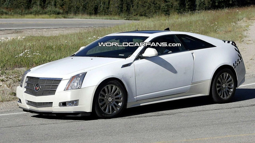 Cadillac CTS Coupe Confirmed for May '10 Launch -  report