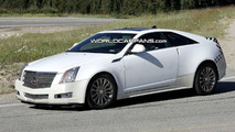 Cadillac CTS Coupe Delayed Until 2010