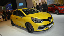 2013 Renault Clio RS 200 live in Paris 27.09.2012