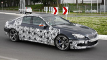 BMW M6 Gran Coupe spied up close ahead of 2013 debut