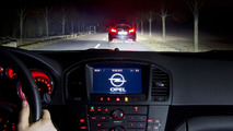 Opel LED matrix light technology 28.3.2012