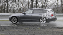 2013 BMW 3-series Touring prototype spy photo