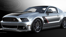 2013 Roush Stage 3 Ford Mustang limited edition to be auctioned for charity