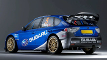New Subaru Impreza WRC 2008 Revealed