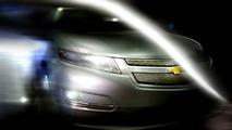Production Chevrolet Volt Teaser Image
