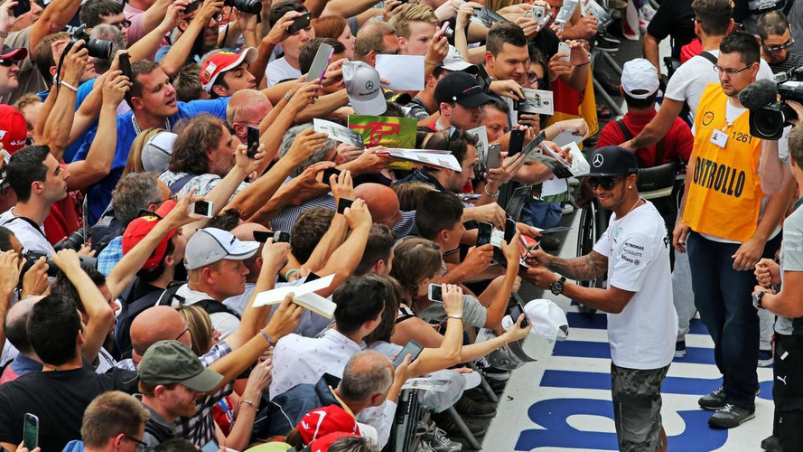 Busy Monza weekend kicks off on Thursday