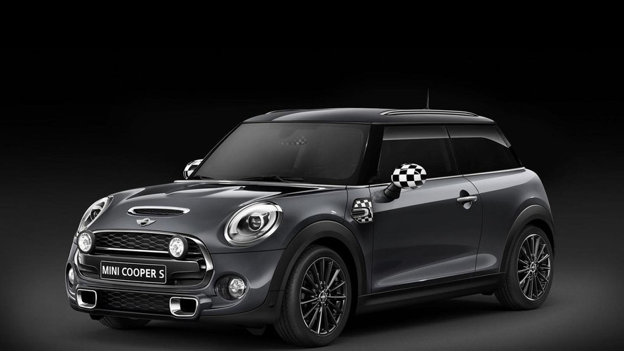 Three- and five-door MINI receive John Cooper Works package