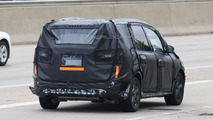 2016 Ford Galaxy spied in the United States