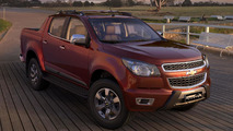 Chevrolet introduces four concepts at the Sao Paulo Motor Show
