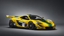 McLaren P1 GTR production version