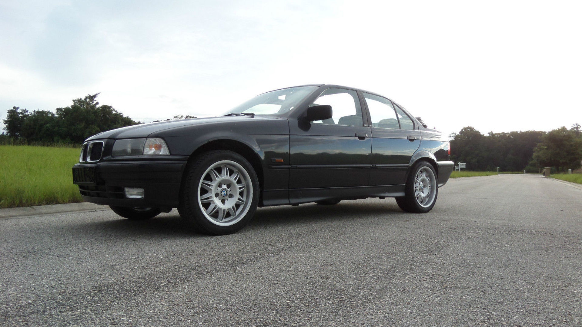 The only Baur BMW 318i in the U.S. is for sale