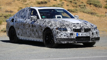 2018 BMW 3 Series is not camera-shy
