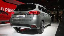 2017 Kia Carens Paris Motor Show