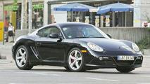 Porsche Cayman facelift
