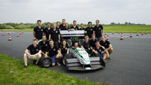 German students set a new 0-100 km/h world record of 1.779 seconds [video]