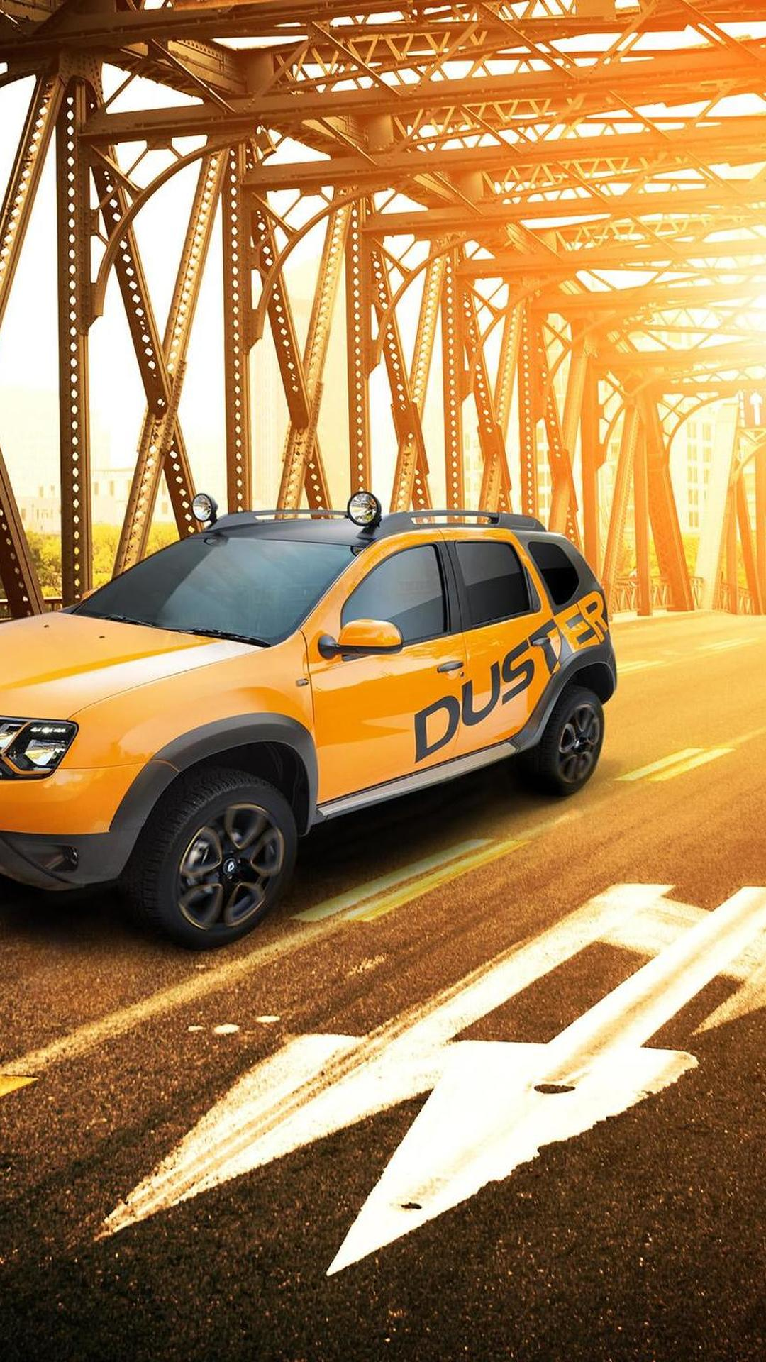 Renault Duster Detour concept officially revealed