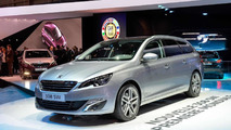 2014 Peugeot 308 SW brings some family love to Geneva