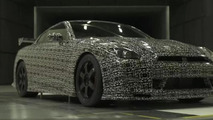 Nissan GT-R NISMO Development Story video screenshot 26.11.2013