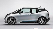 2014 BMW i3 leaked photo 23.7.2013