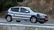 Nissan's Golf rival returns for a second spy photo session