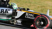 Barcelona F1 test: Hulkenberg on top as Haas shines