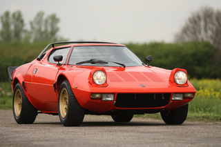 Someone Give this Rare Lancia Stratos a New Home