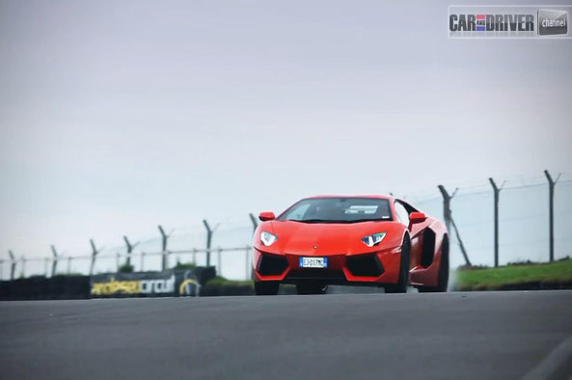48 Insane Hours With A Lamborghini Aventador