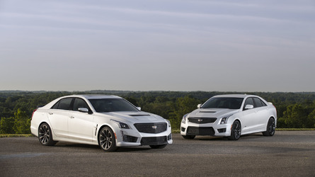 2017 Cadillac ATS and CTS look meaner with Carbon Black pack