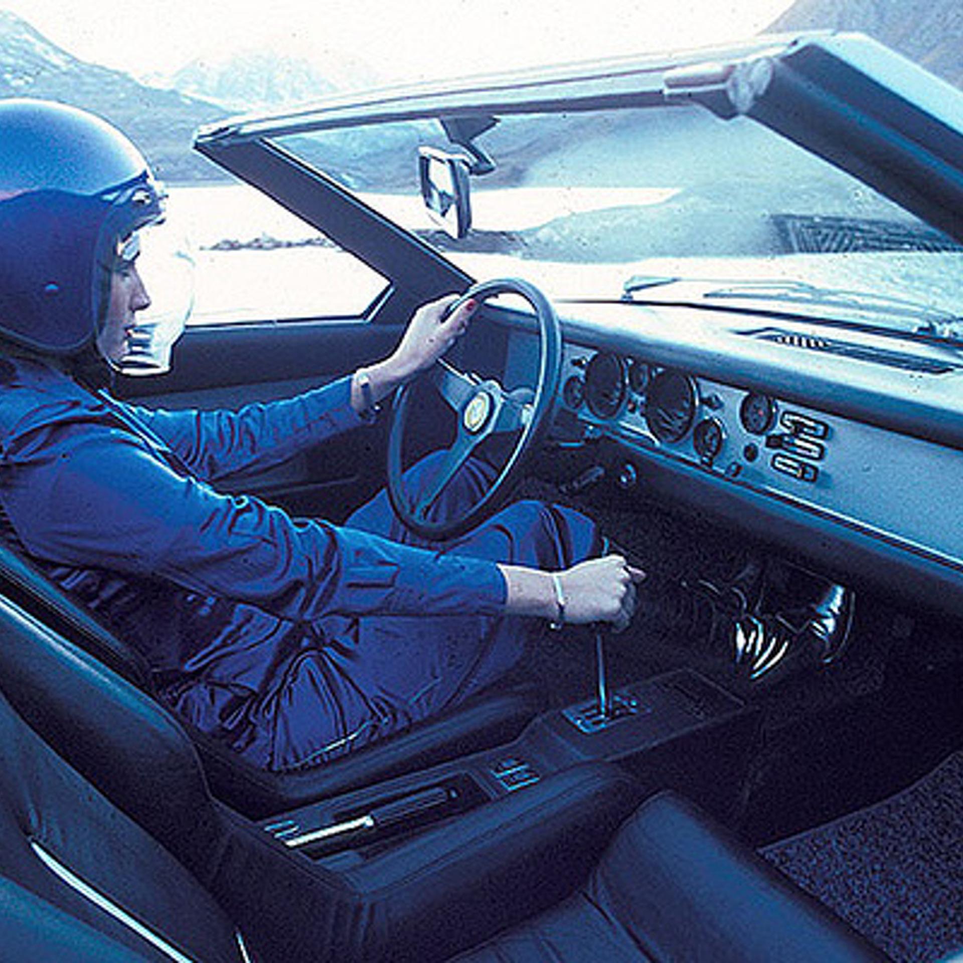 TBT: The 1976 Bertone Rainbow Was a Wild Rebodied Ferrari