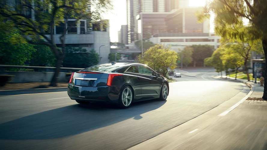 2016 Cadillac ELR revealed with more power and faster acceleration